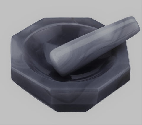 Agate Mortar & Pestle Sets,  MSE Supplies LLC