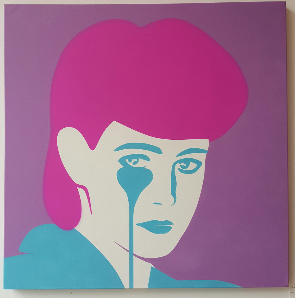 Deckard's Nightmare - Have you ever retired a human by mistake ? Pink and Blue