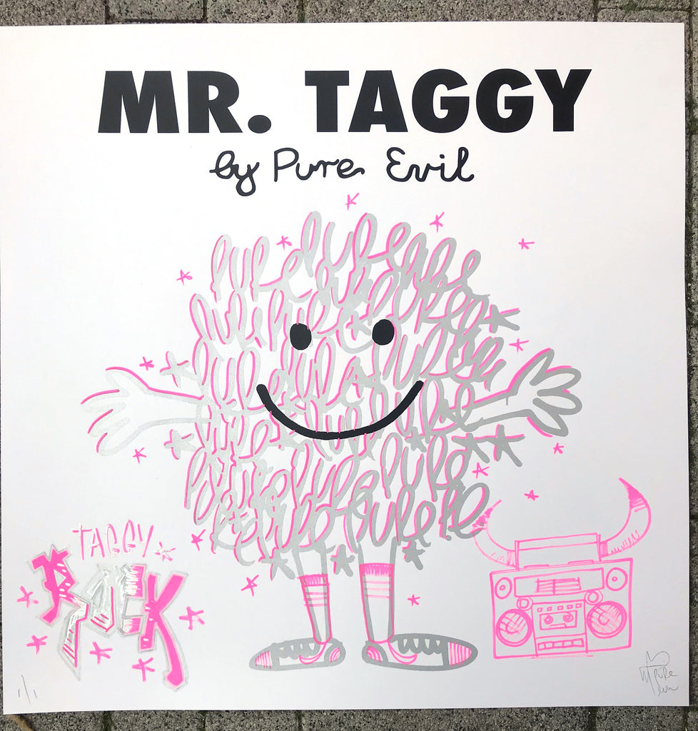 Mrs. Taggy - Taggy Rock