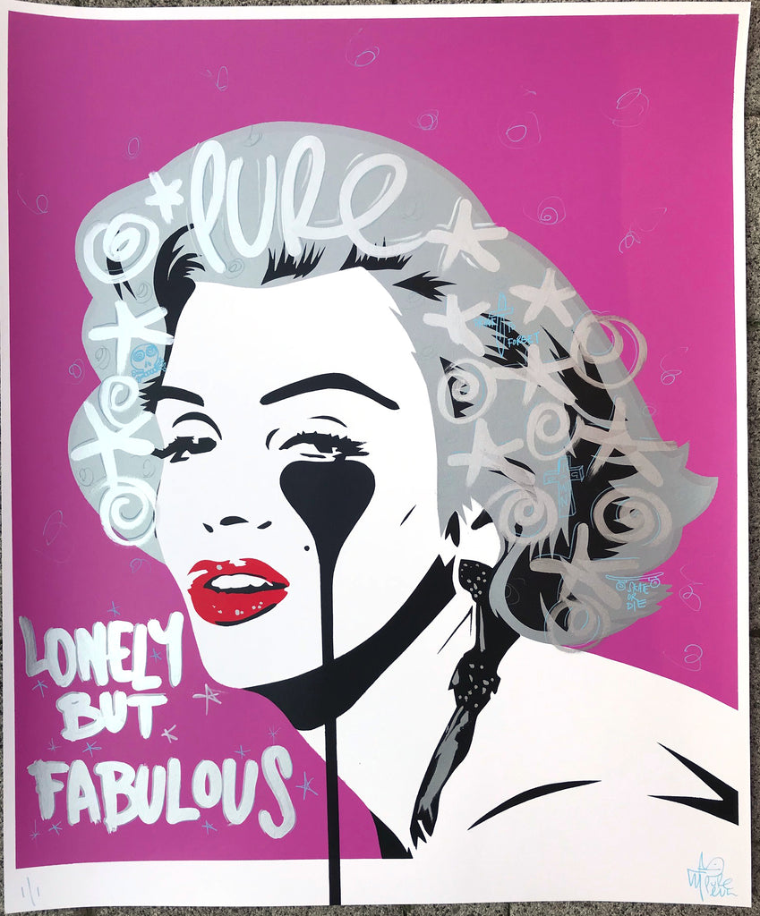 Marilyn Glam - Lonely but Fabulous