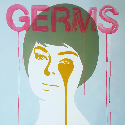 GERMS - Young Sophia Loren