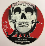Dead Zone Sinclair 'Mellowed 100 million years' Gasoline Sign