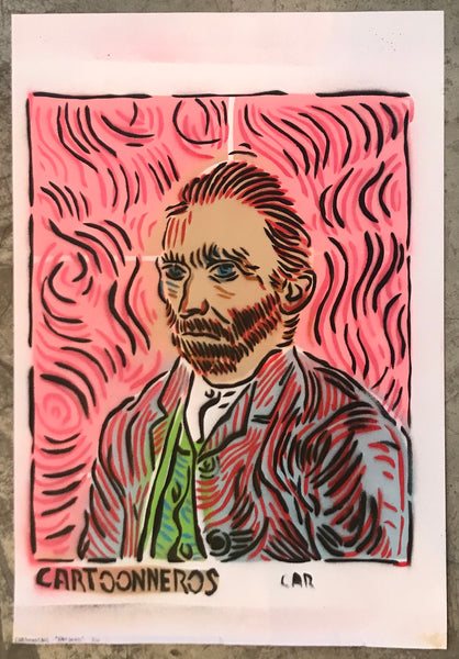 Cartooneros - Van Gogh