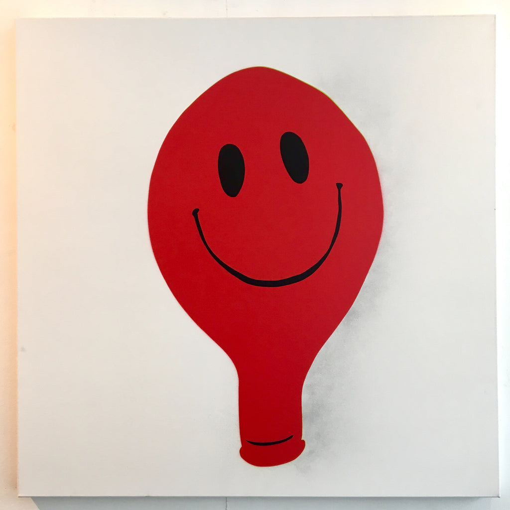 Nitrous Oxide Balloon - Red