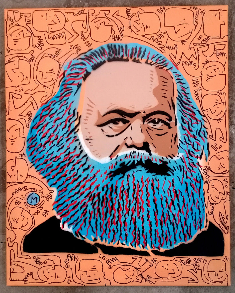 Cartoonneros - Karl Marx