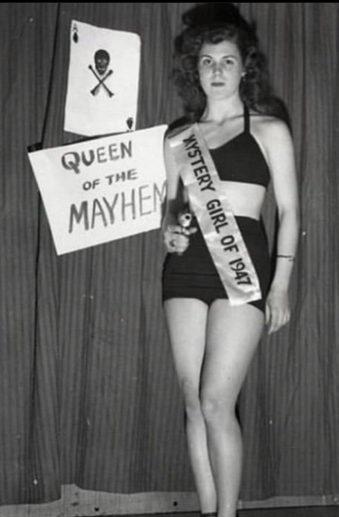 Marilyn Glam - Queen of the Mayhem