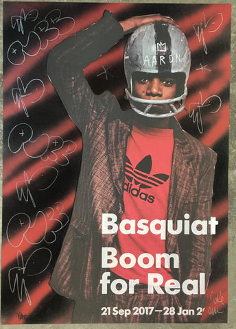 Basquiat Poster - Famous Haitian American