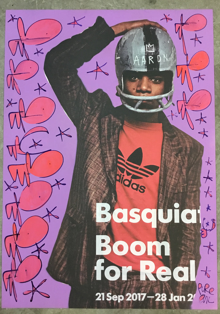 Basquiat Poster - Zoo York City