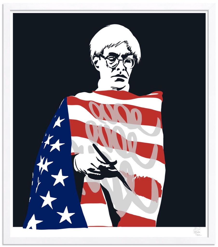Star-Spangled Warhol