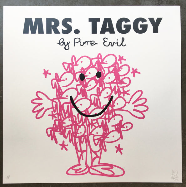 Mrs. Taggy by Pure Evil