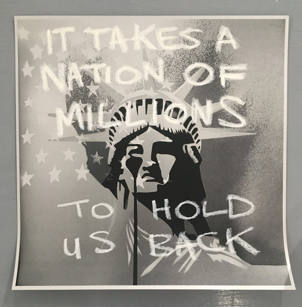 AMERIKA - It Takes a Nation of Millions to Hold Us Back