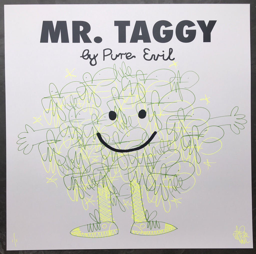 Mr. Taggy - Lemon And Lime jellymonster