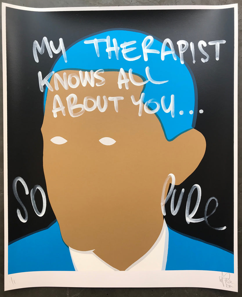 Crying Obama - my Therapist knows all about you