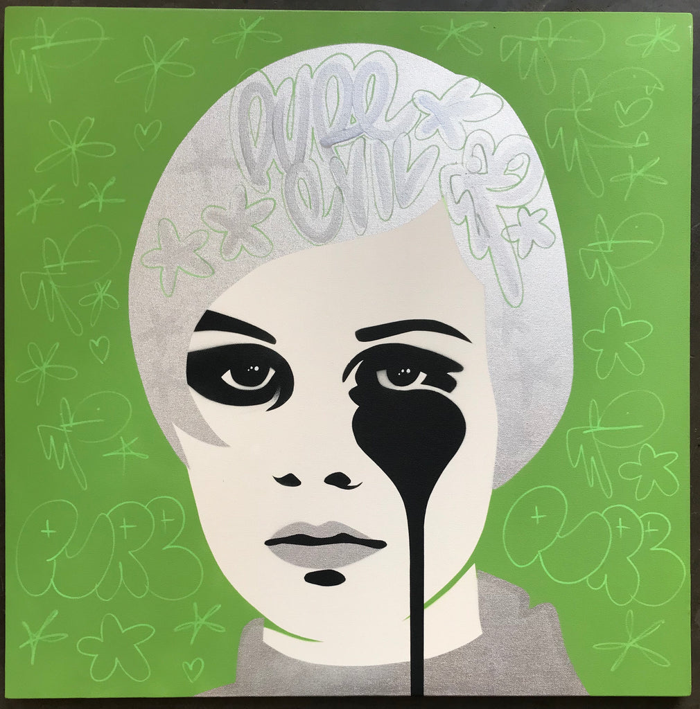 Michael Witney's Nightmare - Twiggy Green