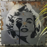 I Dream of Marilyn on Steel - Rust Never Sleeps