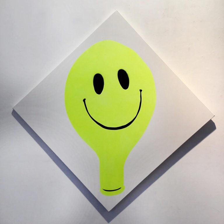 Nitrous balloon (Yellow)