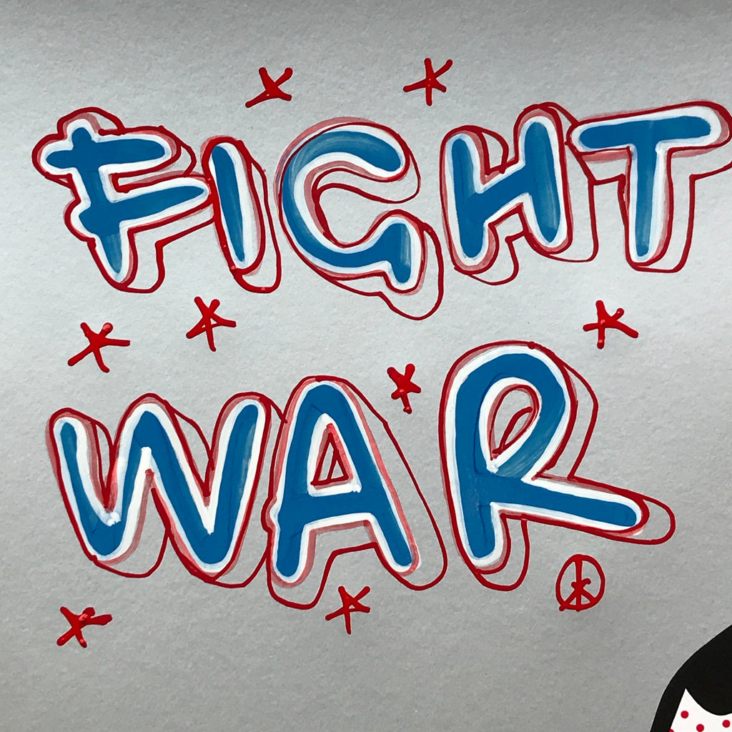 Masters of War - Fight War Not Wars