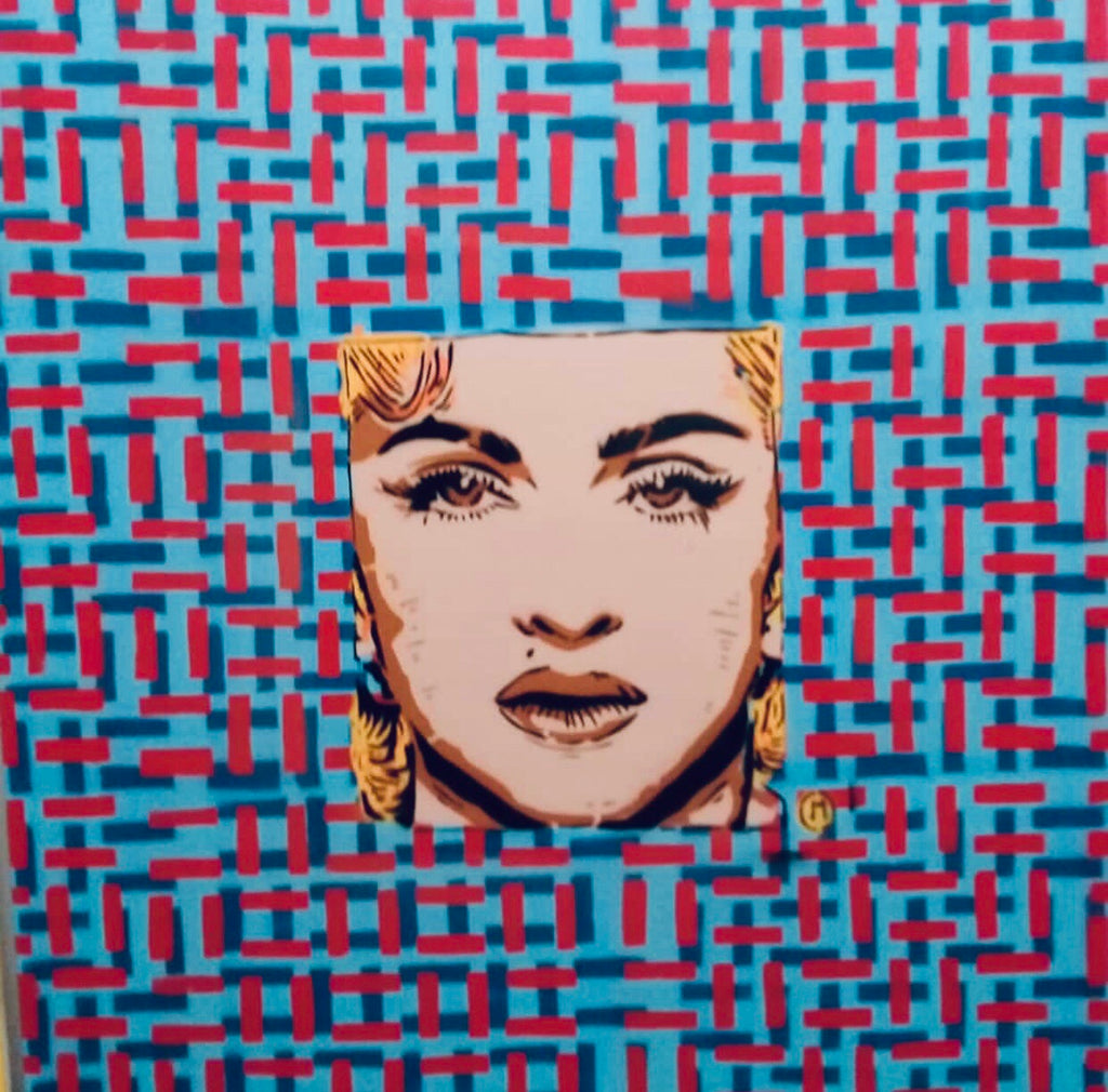 Cartoonneros - Madonna single