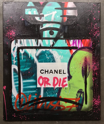 Chanel or Die - Canvas 4