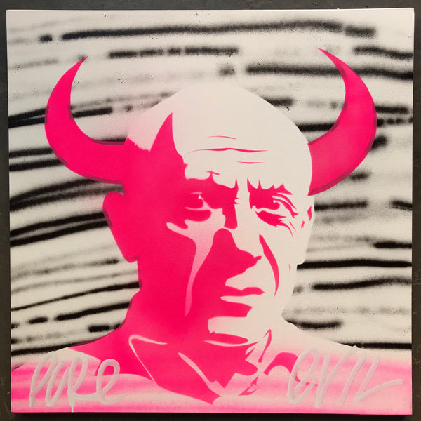 Picasso - Love is the devil