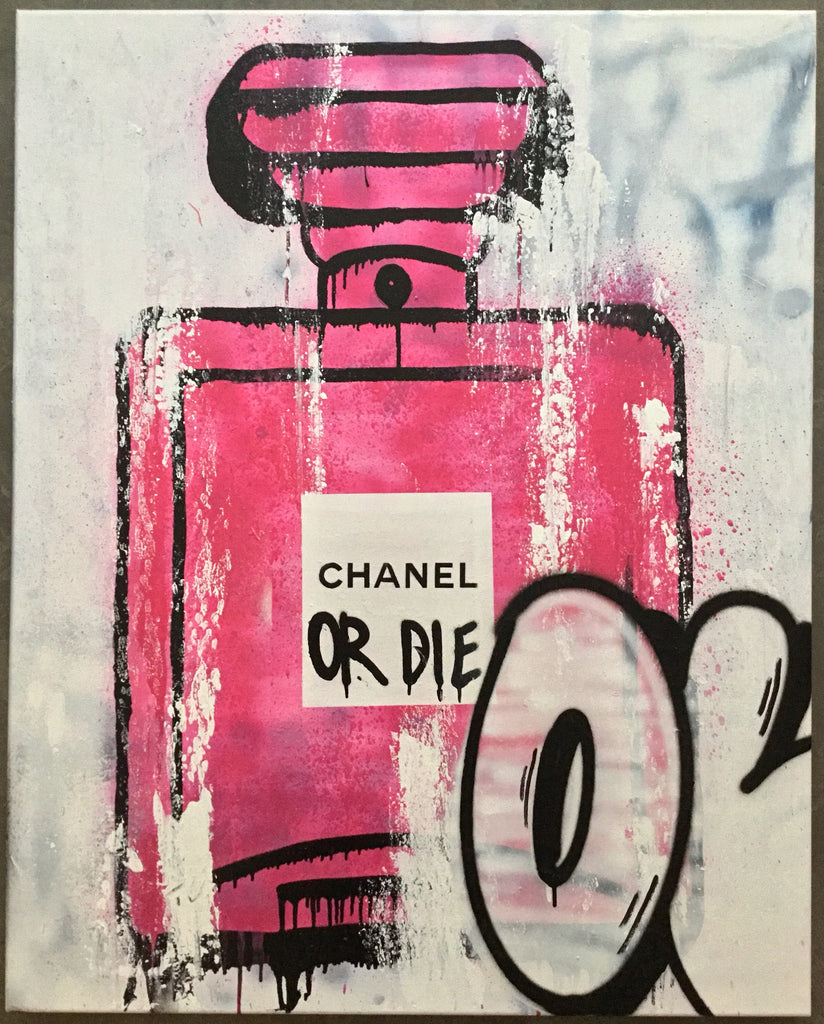 Chanel or Die - Concrete