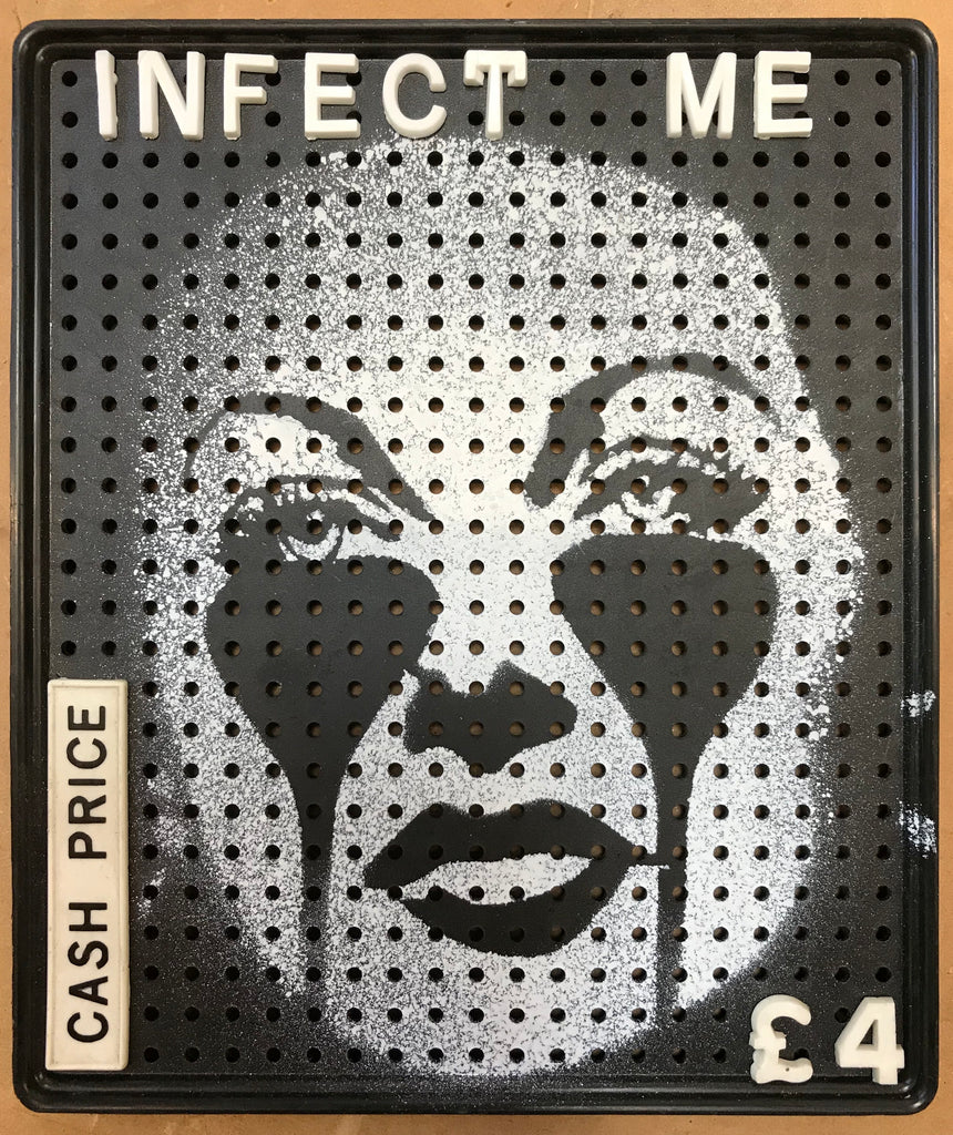 Infect me with your love - Hedy Lamarr on 1950's Movitex message and price panels