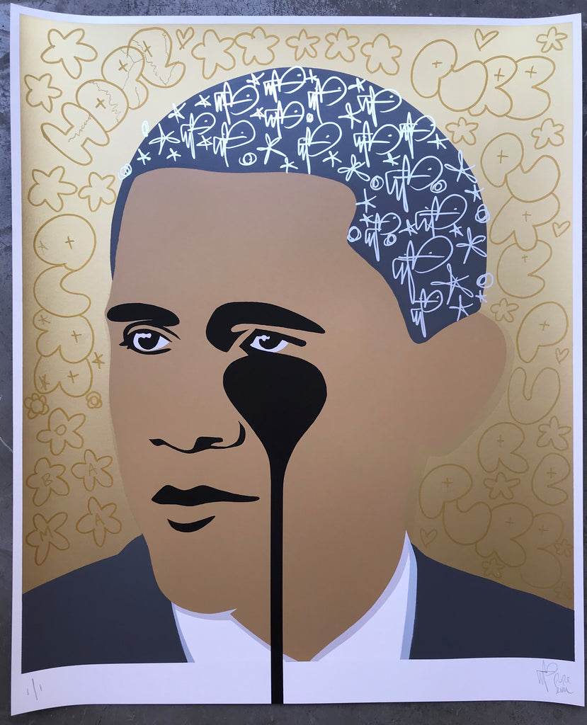 Crying Obama - Cracked Hope