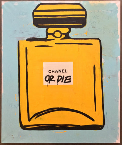 Chanel or Die - Canvas 2