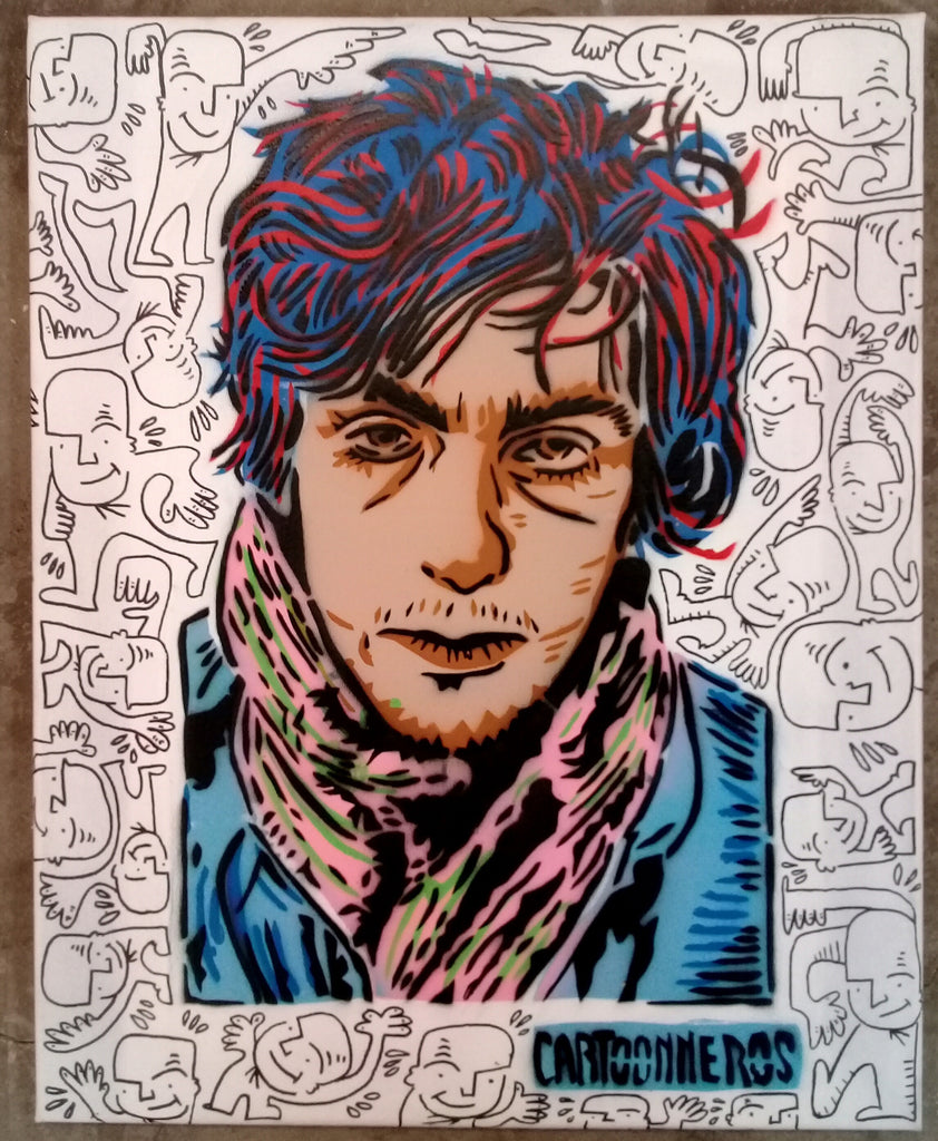 Cartoonneros - Syd Barrett