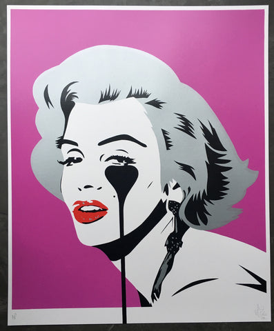 Marilyn Glam - Pink Punk