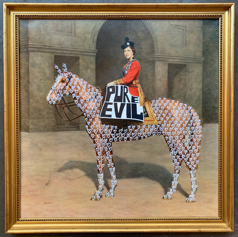 Pure Evil - LOVE HORSE