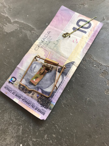 Money Trap Canadian Dollars 13/100