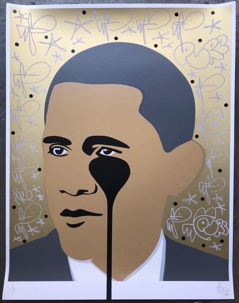 Crying Obama - Man of the year
