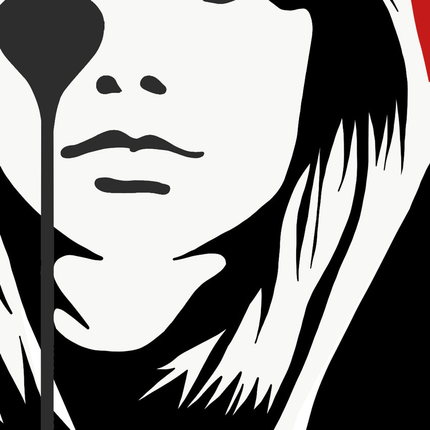 Françoise Hardy - Jacques Dutronc's Nightmare - Red & Black Edition