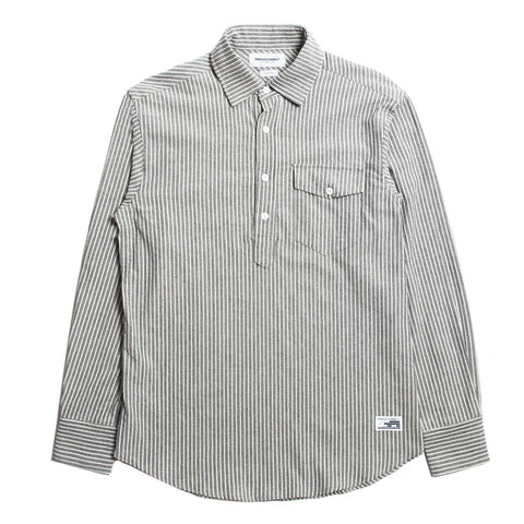 WERKSHOP L/S BUTTON UP SHIRT