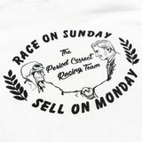 RACE ON SUNDAY T-SHIRT