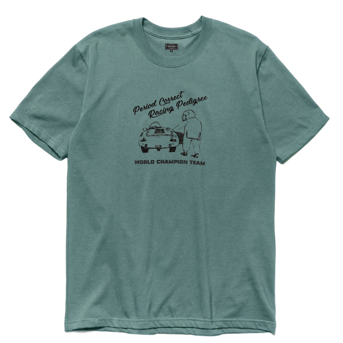 RACING PEDIGREE T- SHIRT