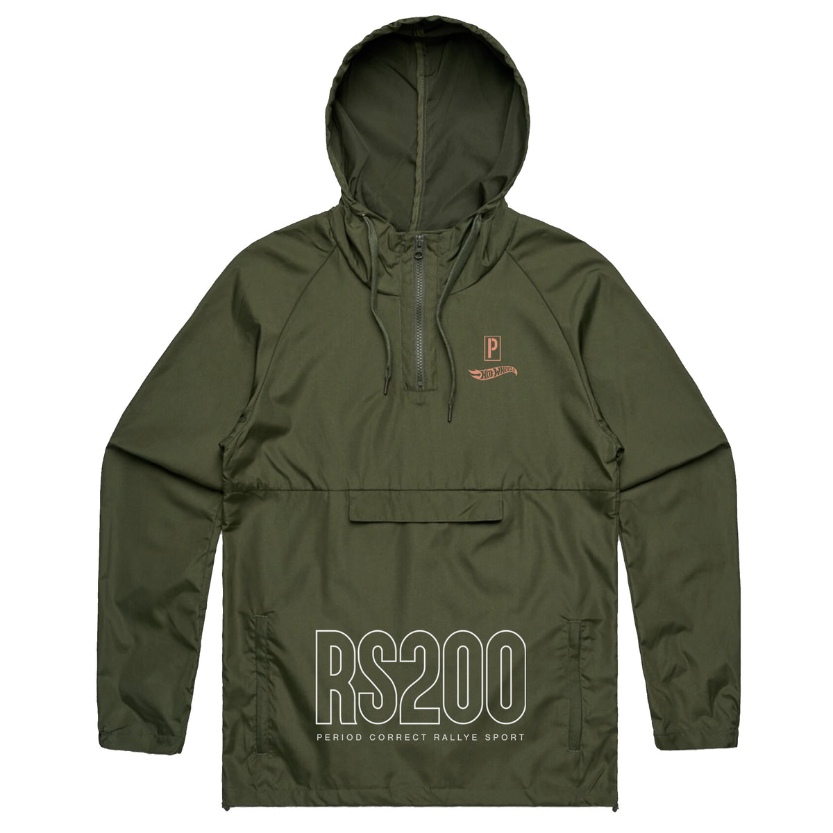 RS200 WINDBREAKER JACKET