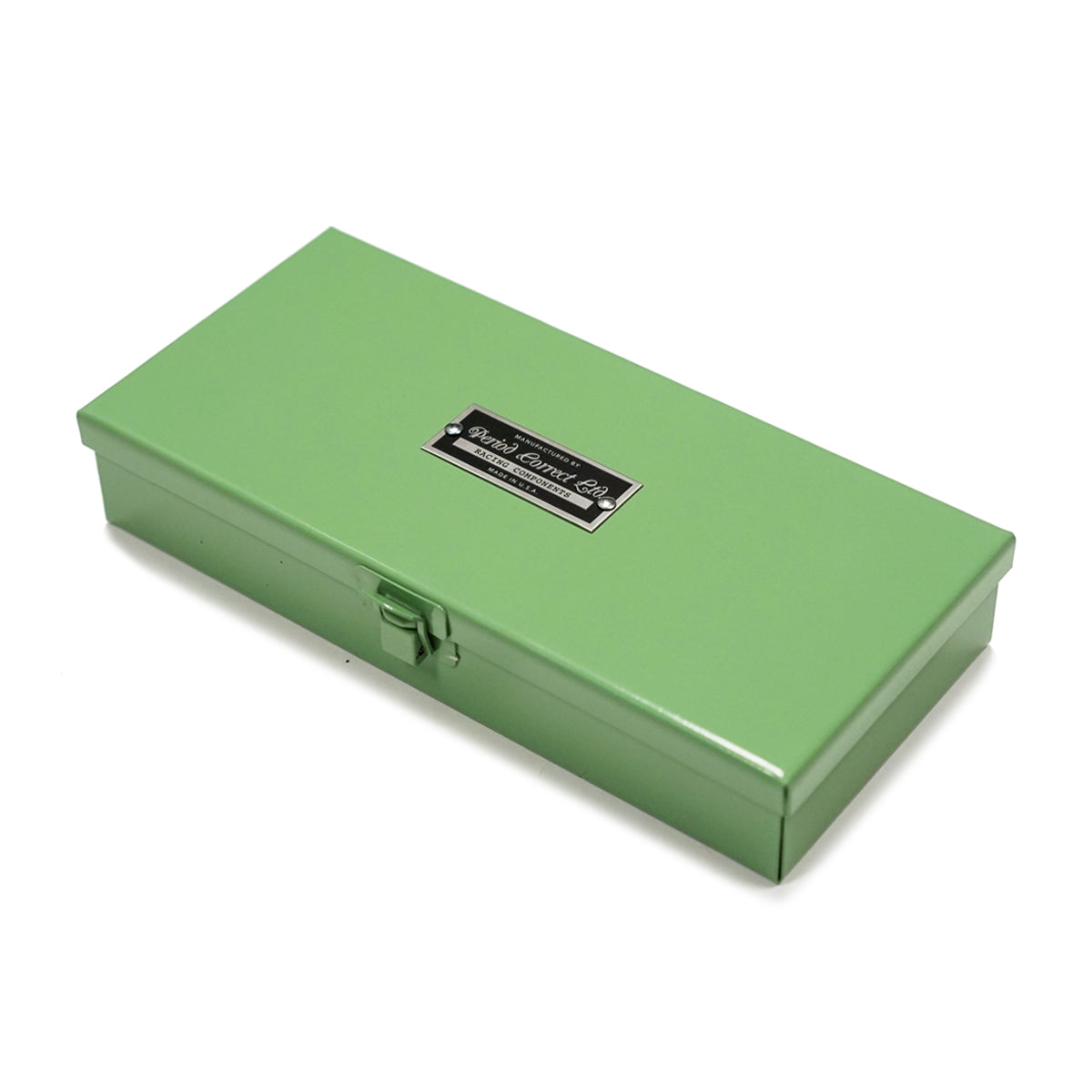 P.C. MEDIUM  STEEL CASE GREEN