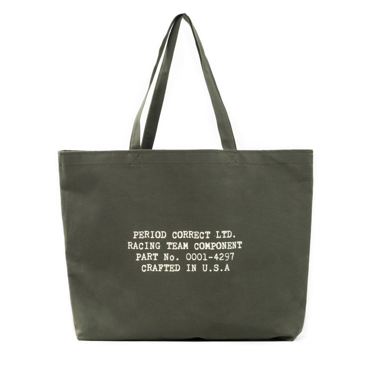COMPONENTS TOTE BAG