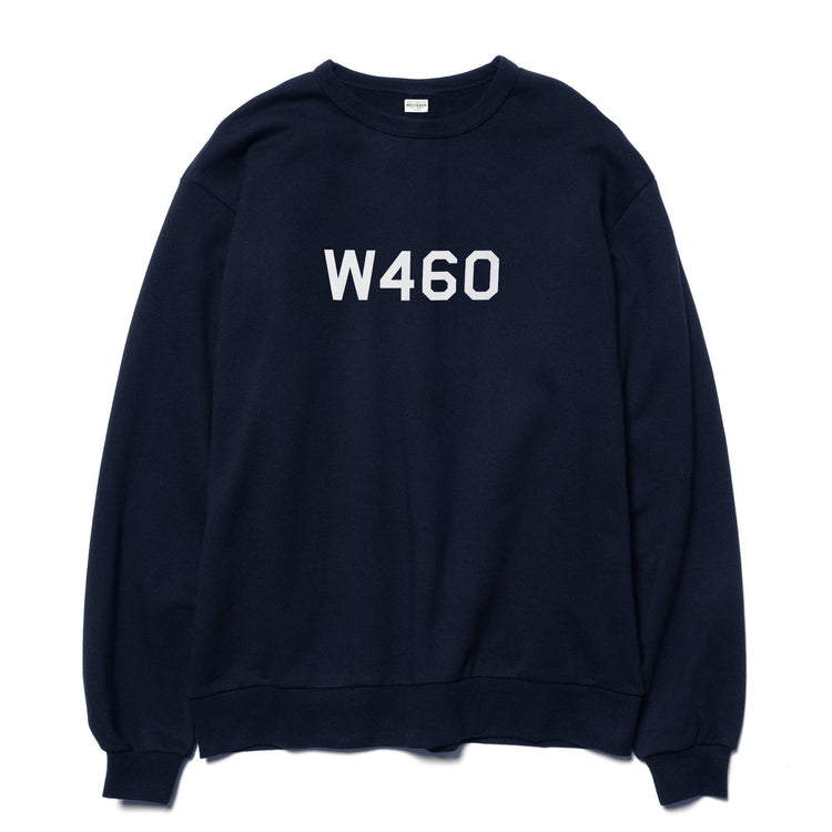 W460 CREWNECK SWEATER