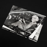 ANDY WARHOL ART CAR T-SHIRT