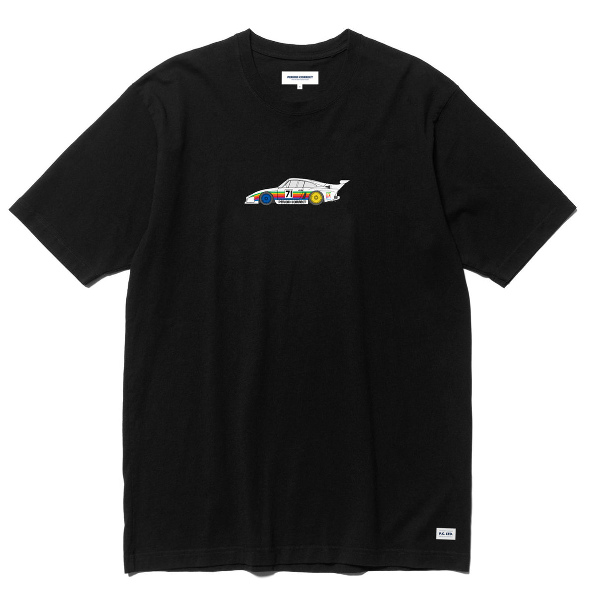 APPLE CAR T-SHIRT BLACK