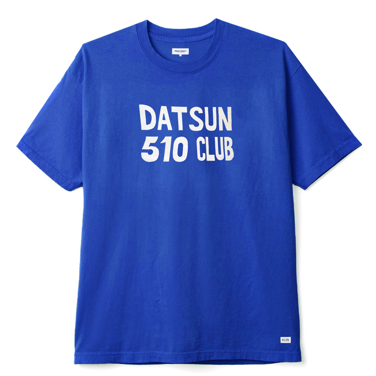 510 CLUB T-SHIRT ROYAL