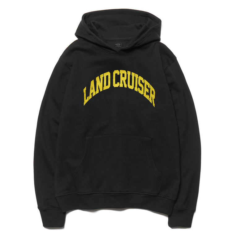LAND CRUISER HEAVYWEIGHT HOODIE BLACK