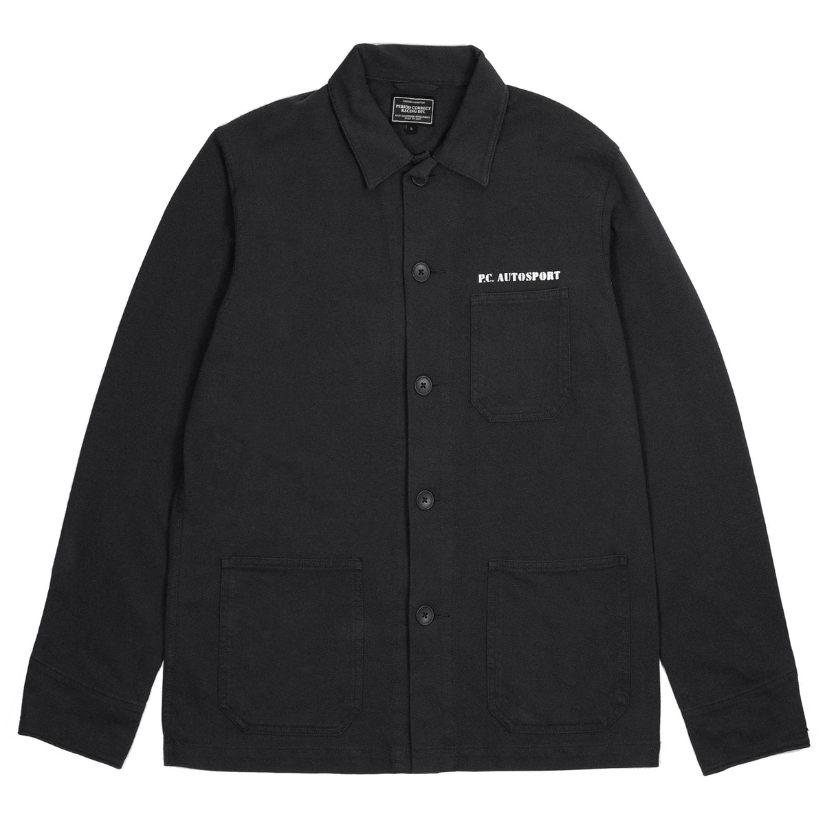 P.C. WORK JACKET BLACK