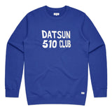 510 CLUB CREWNECK SWEATER ROYAL