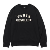 PARTS OBSOLETE CREW SWEATER