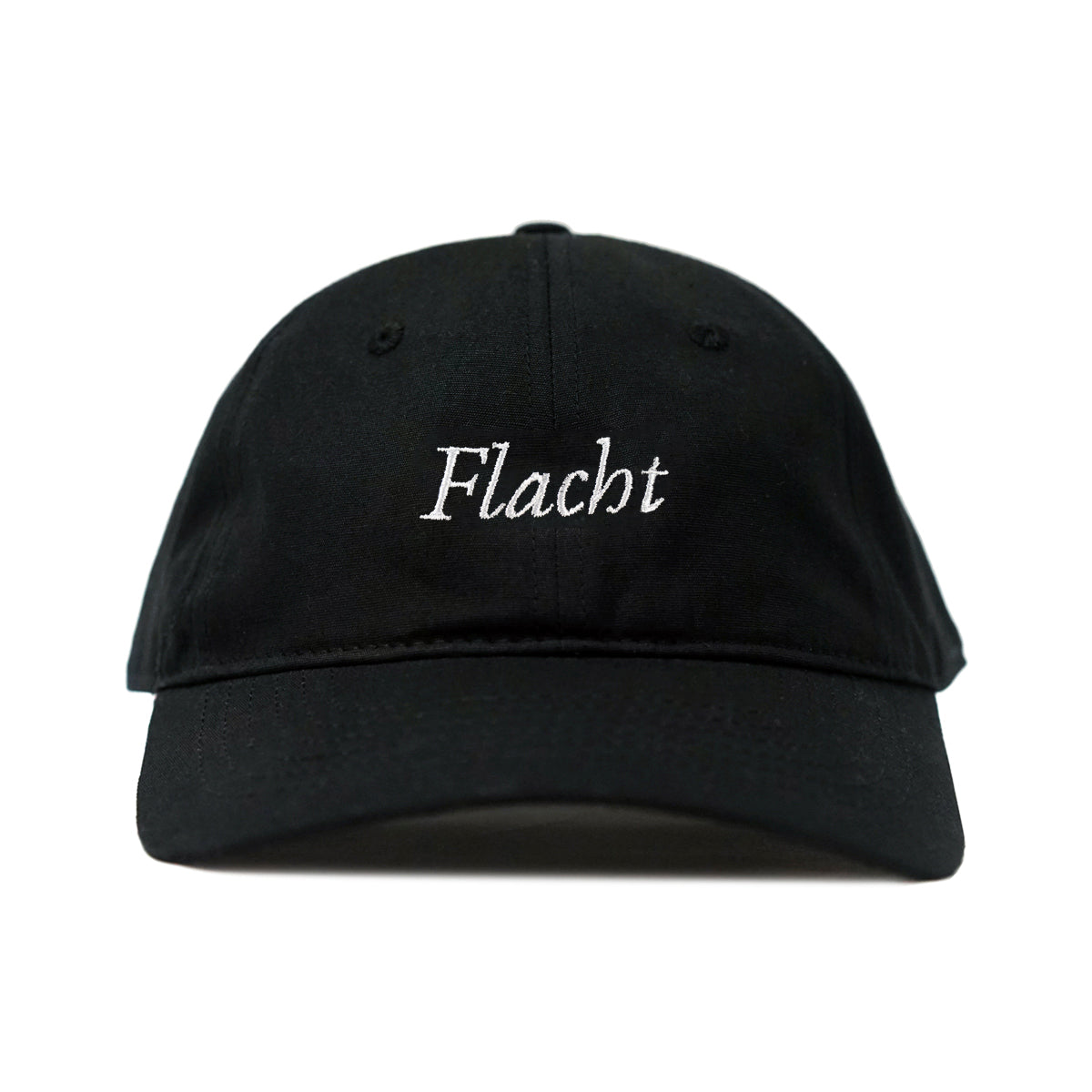 PC FLACHT CAP BLACK