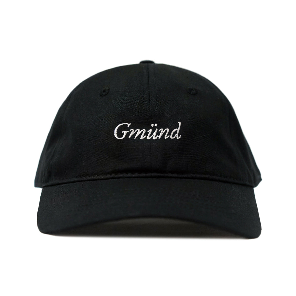 PC GMUND CAP BLACK